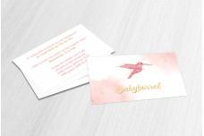 Lieve kolibri
