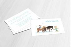 Kindjes met pony