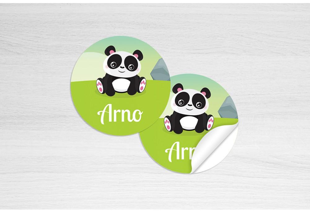 Bamboo panda